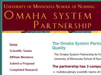 Omaha System Partnership
